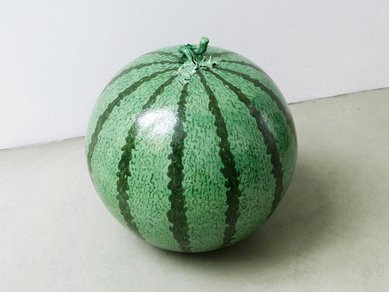 Ai Weiwei. Watermelon 2006.