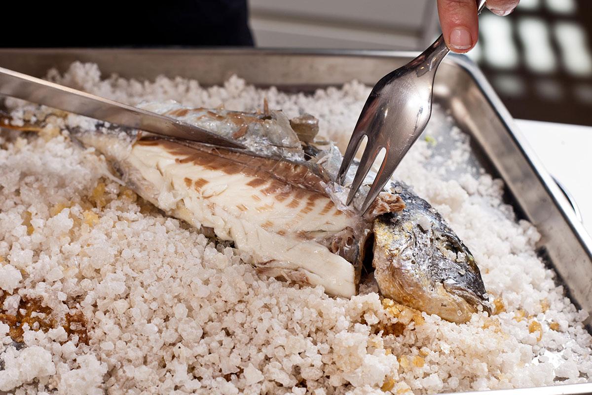 Técnicas de cocción: A la sal — Food to meet you.